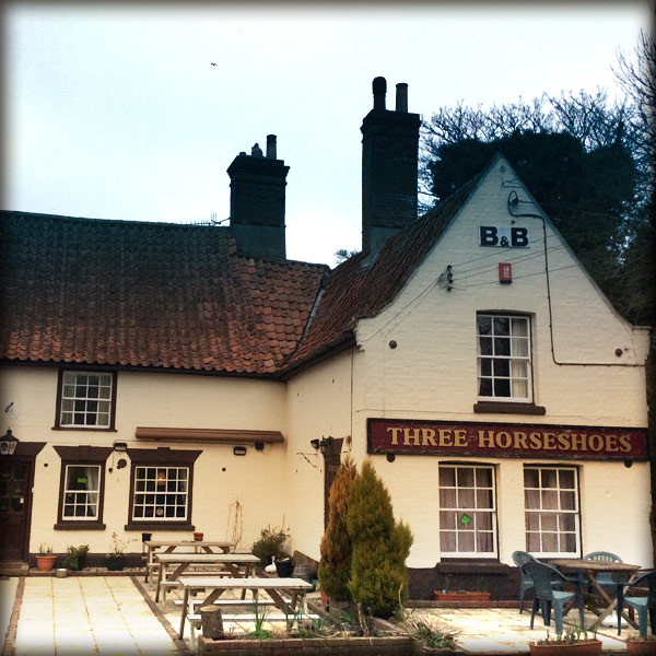 The Three Horseshoes - Home